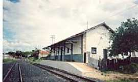 Salitre de Minas - Estação Salitre-Foto:decio marques