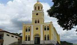 Santa Bárbara do Leste - Matriz Santa Barbara por Altemiro Olinto Cristo