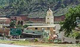 Santa Bárbara do Leste - Igreja de Santa Bárbara-Foto:Mohammad alberth