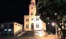 Santa Bárbara do Leste - Igreja matriz  Por moises ferreira