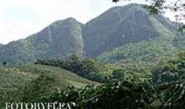 Santa Bárbara do Leste - Serra dos Turcos-Morro da Igrejinha-Foto:Mohammad alberth
