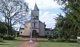 Santa Cruz da Aparecida - Igreja-Foto:gipecam