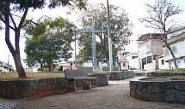 Santa Cruz de Minas - Santa Cruz de Minas-MG-Cruz que deu nome ao lugar-Foto:Bruno Leal