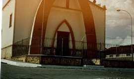 Santa Cruz de Minas - Santa Cruz de Minas-MG-Igreja de São Sebastião-Foto:Rogério Santos Pereira