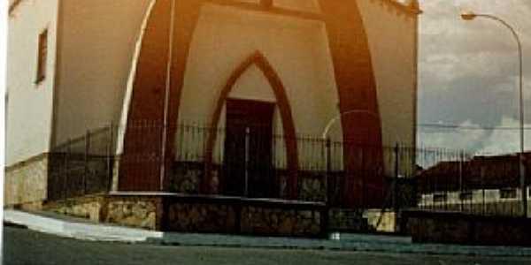 Santa Cruz de Minas-MG-Igreja de São Sebastião-Foto:Rogério Santos Pereira
