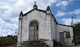 Santa Cruz de Salinas - Igreja N.S.da Piedade-Foto:Alan Silva