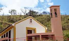 Santa Cruz do Escalvado - Igreja de São Sebastião em Nova Soberbo,município de Santa Cruz do Escalvado-MG-Foto:Vicente A. Queiroz