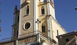 Santa Cruz do Escalvado - Santa Cruz do Escalvado-MG-Matriz de Santa Cruz-Foto:ianobre