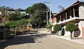 Santa Cruz do Escalvado - Santa Cruz do Escalvado-MG-Rua de Santa Cruz-Foto:ianobre