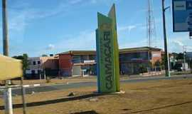 Arembepe - Arembepe-BA-Entrada da cidade-Foto:engrenagem