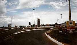 Arembepe - Arembepe-BA-Trevo de acesso-Foto:meire59