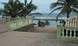 Arembepe - Arembepe-PA-Linda saida para a praia-Foto:Hermann Luyken