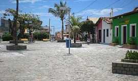 Arembepe - Arembepe-PA-Praça central  da cidade-Foto:Karina Ros