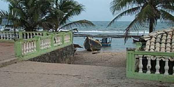 Arembepe-PA-Linda saida para a praia-Foto:Hermann Luyken