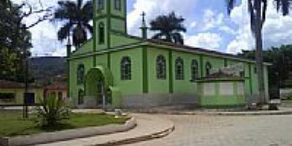 Igreja de Santa Efigênia de Minas-Foto:Vagner Soares da Cos…