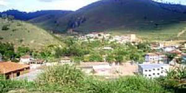 Vista de Santa Efigênia de Minas-Foto:souexcel