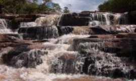 Santa Fé de Minas - Cachoeira do Lavado, Por Lucas Roberto Moreira Barbosa
