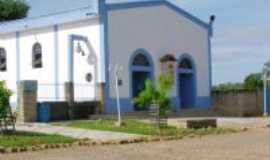 Santa Fé de Minas - Igreja Nossa Senhora d .., Por Lucas Roberto Moreira Barbosa