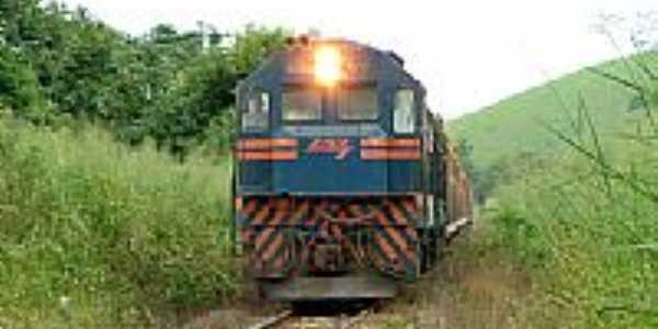 Trem em Santa Fé-Foto:Jorge A. Ferreira Jr…