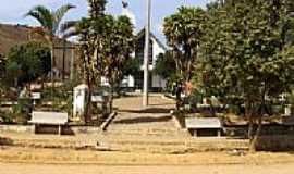 Santa Filomena - Praça e Igreja-Foto:andre teles