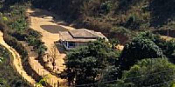 Casa em Fazenda-Foto:andre teles