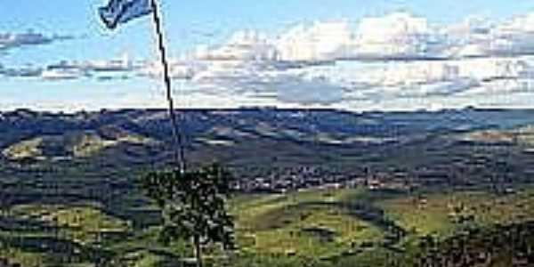 Vista da região de Santa Helena de Minas-Foto:ANDRÉ APARECIDO DE OLIVEIRA COSTA