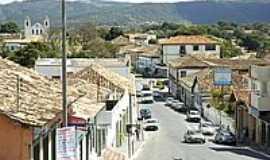 Santa Luzia - Rua Direita em Santa Luzia-Foto:renato weil