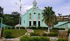 Santa Maria do Suaçuí - Igreja Matriz-Foto:Gildazio Fernandes [Panoramio]