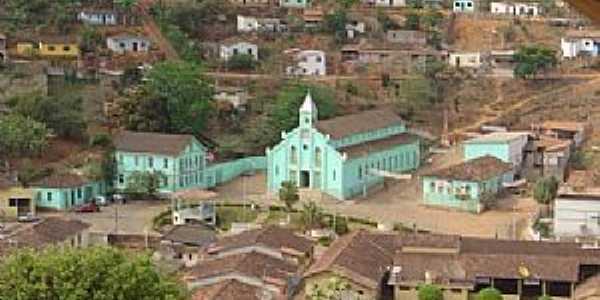 Santa Maria do Suaçuí-MG-Vista parcial-Foto:Francisco Belato