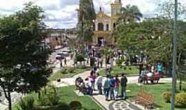 Santa Rita de Caldas - Santa Rita de Caldas-MG-Praça da Matriz-Foto:GKnedo