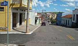 Santa Rita de Caldas - Santa Rita de Caldas-MG-Rua Prefeito Nestor Martins-Foto:Luiz Salomão