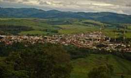 Santa Rita de Caldas - Santa Rita de Caldas-MG-Vista dos Bairros N.Sra.Aparecida e Vila Nova-Foto:Luiz Salomão