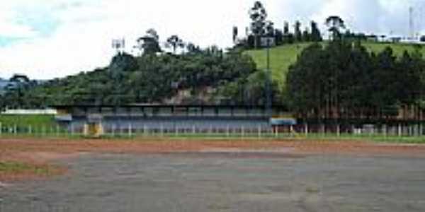 Santa Rita de Caldas-MG-Estádio Municipal-Campão-Foto:Luiz Salomão
