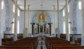 Santa Rita de Minas - Interior da Igreja de Santa Rita de Minas, Por Marcelo de Oliveira Calderaro