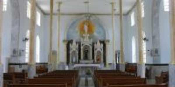 Interior da Igreja de Santa Rita de Minas, Por Marcelo de Oliveira Calderaro