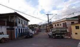 Santa Rita de Ouro Preto - Rua do comércio de Santa Rita, Por Júlio Cesar Zeferino