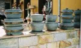 Santa Rita de Ouro Preto - Panelas de pedra sabão, Por julio cesar zeferino