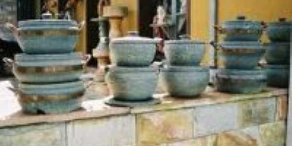 Panelas de pedra sabão, Por julio cesar zeferino