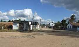Argolo - Argolo-BA-Entrada da cidade-Foto:carlos roberto rocha santana