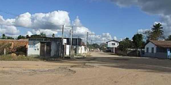 Argolo-BA-Entrada da cidade-Foto:carlos roberto rocha santana