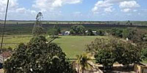 Vista parcial de Argolo-BA-Foto:wesleydabarra