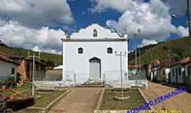 Santa Rita do Ibitipoca - Igreja na Comunidade dos Moreiras em Santa Rita do Ibitipoca-MG-Foto:Ronaldo Fernandes Ol…