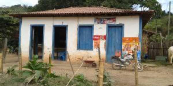 Bar do Julio, na entrada de santa rita, Por Fernando Luiz