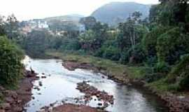 Santa Rita Durão - Rio Piracicaba e vista da cidade-Foto:Milton Brigolini Nem…