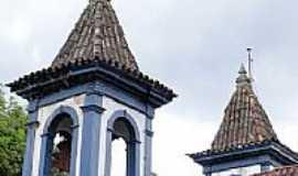 Santa Rita Durão - Torre da Igreja-Foto:Roberta Soriano e Ar…