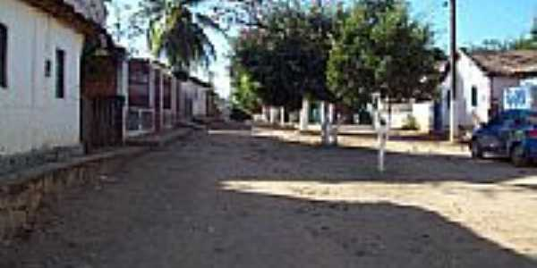 Rua de Santa Rosa-Foto:Edson Marden