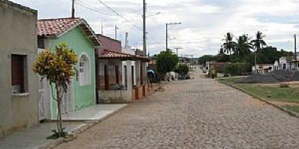 Aribicé-BA-Rua da cidade-Foto:pt.maparabic.com