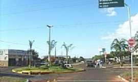Santa Vitória - Av.Joaquim Ribeiro de Gouveia-Foto:eduardoscastro