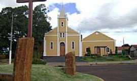 Santa Vitória - Igreja de N.Sra.das Vitórias-Foto:Jean Carlos Franco