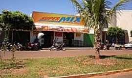 Santa Vitória - Santa Vitória-MG-Avenida Joaquim Ribeiro de Gouveia-Foto:Espirito_dePorco_SV